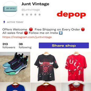 Check out my Vintage Collection on depop ⬆️
